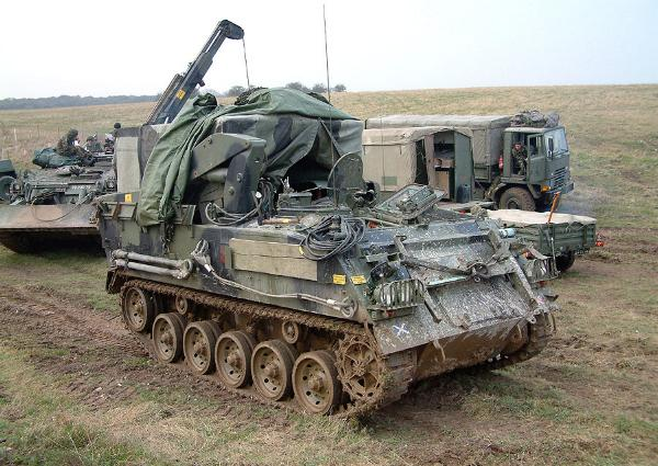 Military Vehicles For Sale >> FV434 (GALLERY 2)